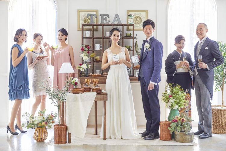 【ゲストを安心して招待】選べるスタイル結婚式相談◆豪華試食付