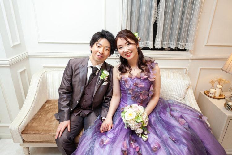 友人たちと一緒に楽しむ素敵な結婚式